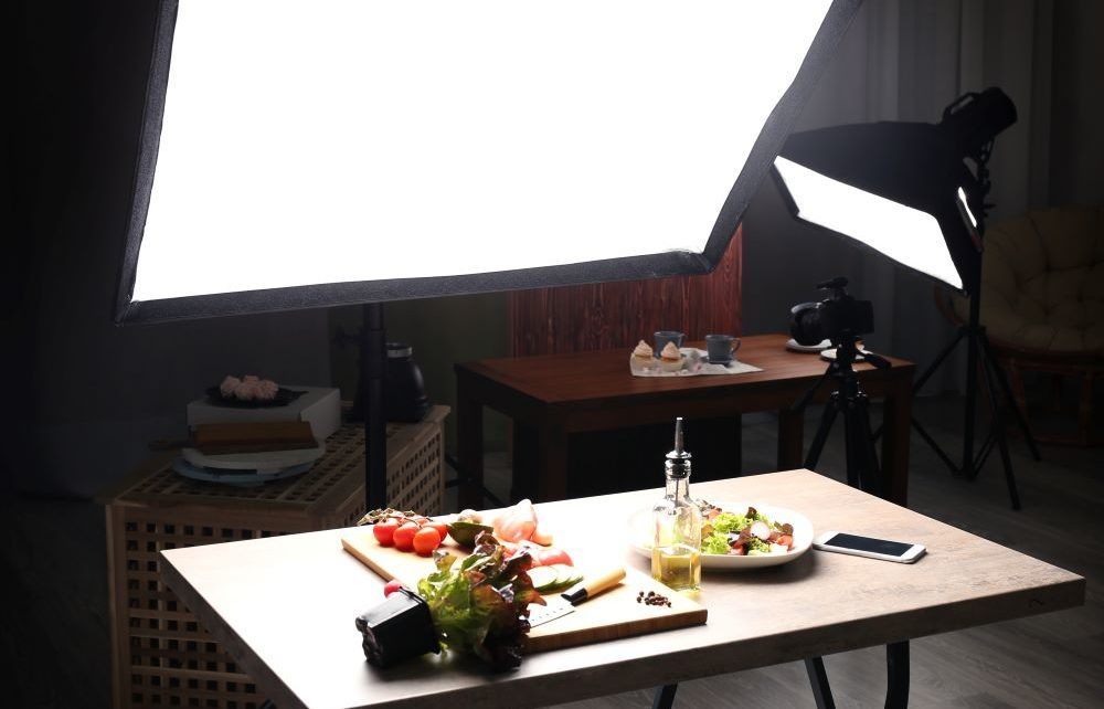 curso fotografia comida