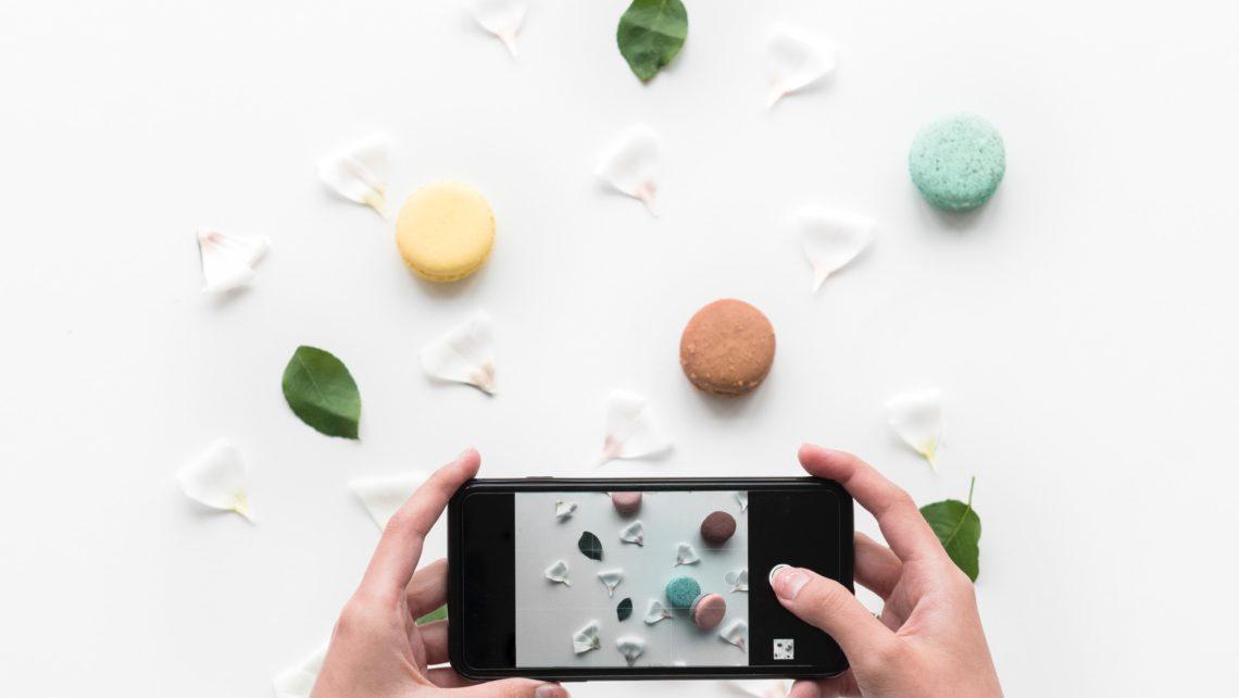 fotografía gastronómica con el móvil