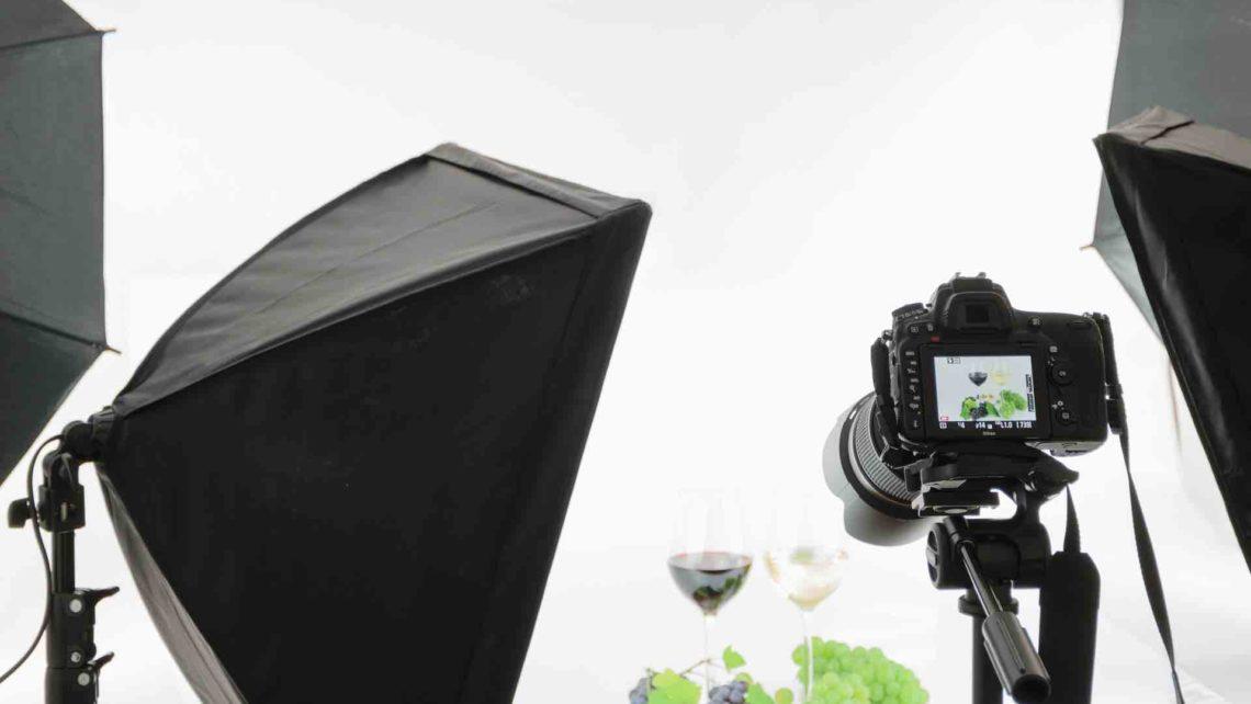 iluminación en fotografía gastronómica