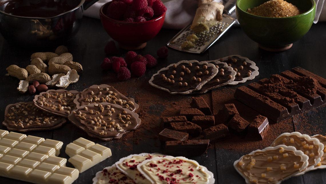 composición fotográfica alimentos